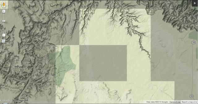 Coconino County eBird Gap