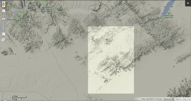La Paz County eBird Gap