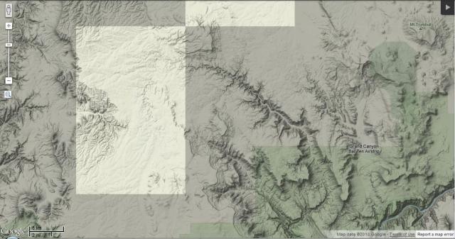 Mohave County eBird Gap