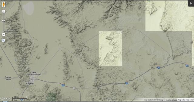 Mohave County eBird Gap