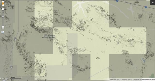 Yuma County eBird Gap